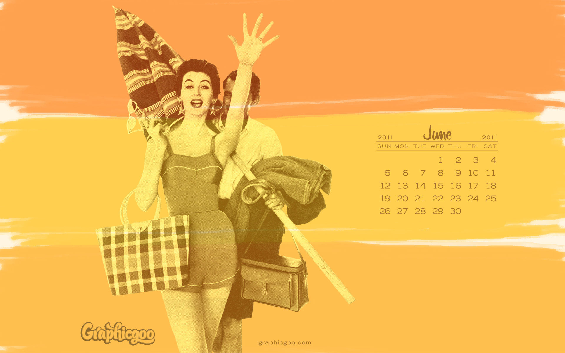 Desktop Wallpaper for June 2011