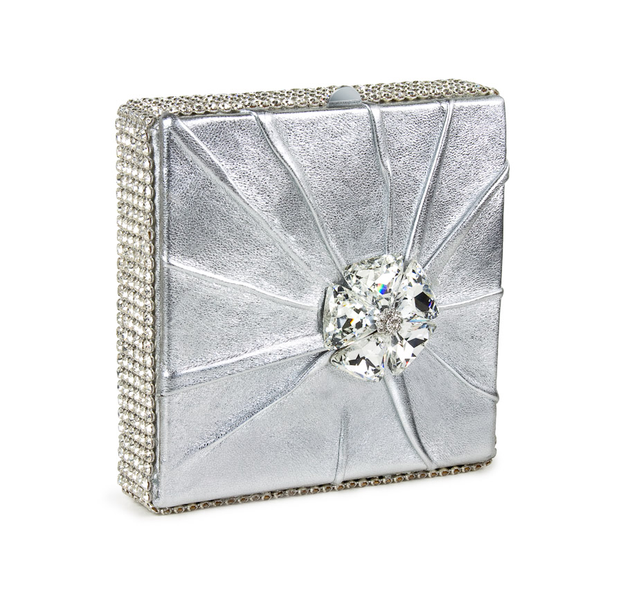 Silver Clutch Box