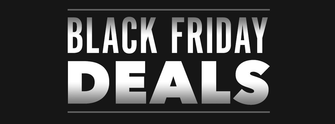 Black Friday Deals for Web Designers